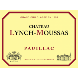 Château Lynch Moussas - 5° Grand Cru