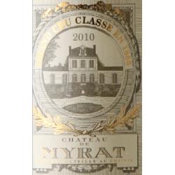 Château de Myrat - Grand Cru Classé de Sauternes